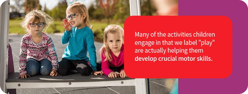 Understanding children's gross motor skills