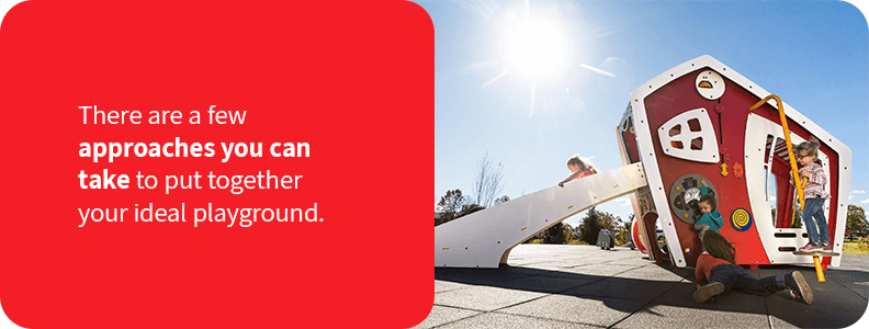 Options for creating your ideal playground