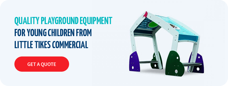 Quality playground equipment for young children